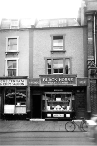 Black Horse Stokes Croft
